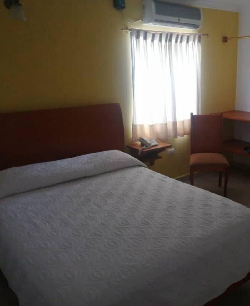 habitación ana rosa en posada san Cristóbal