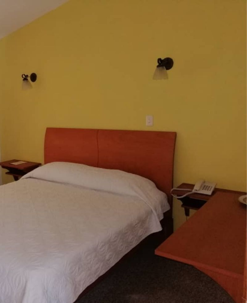 habitacion matrimonial disponible en posada en san cristobal