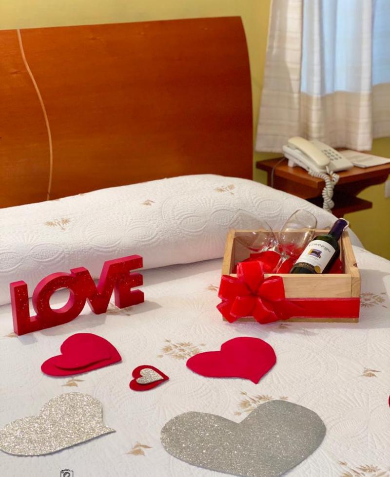 noche romántica para dos suite graciela