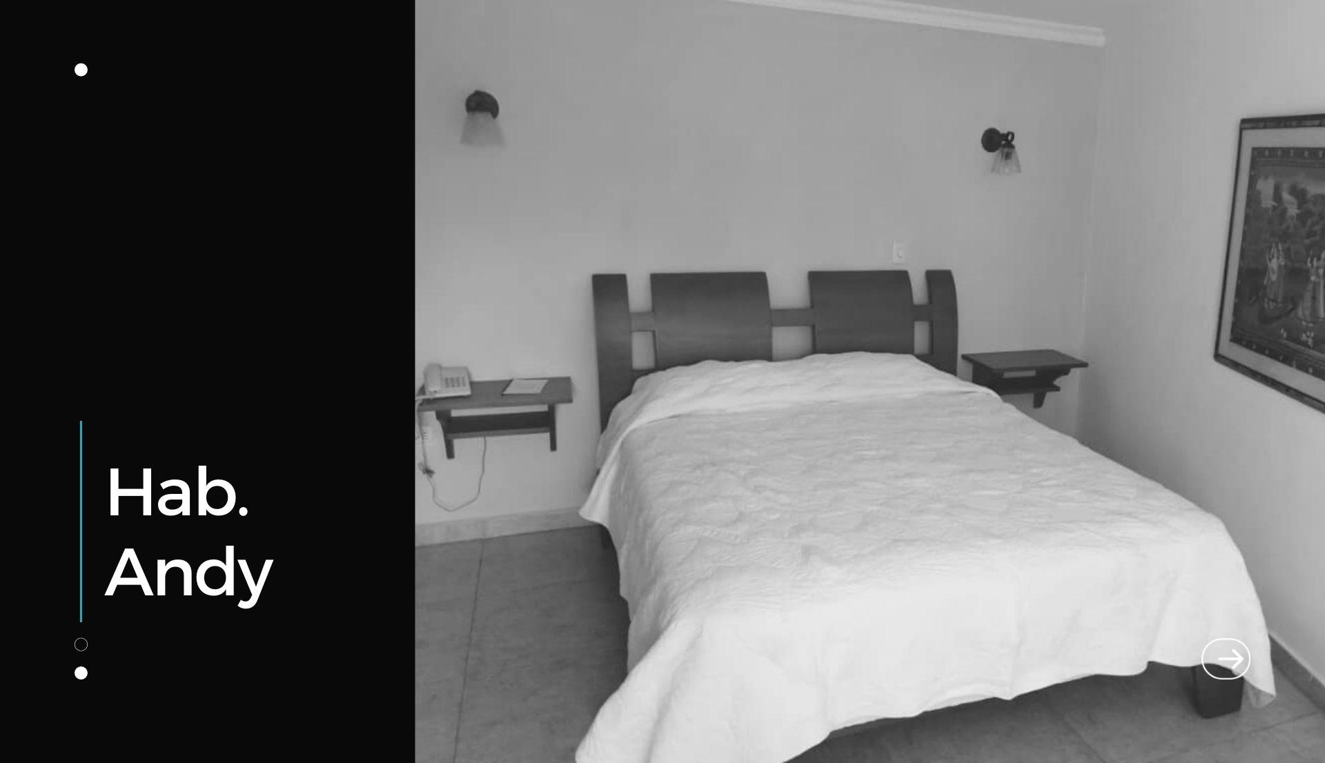 habitación con cama adicional en san cristobal