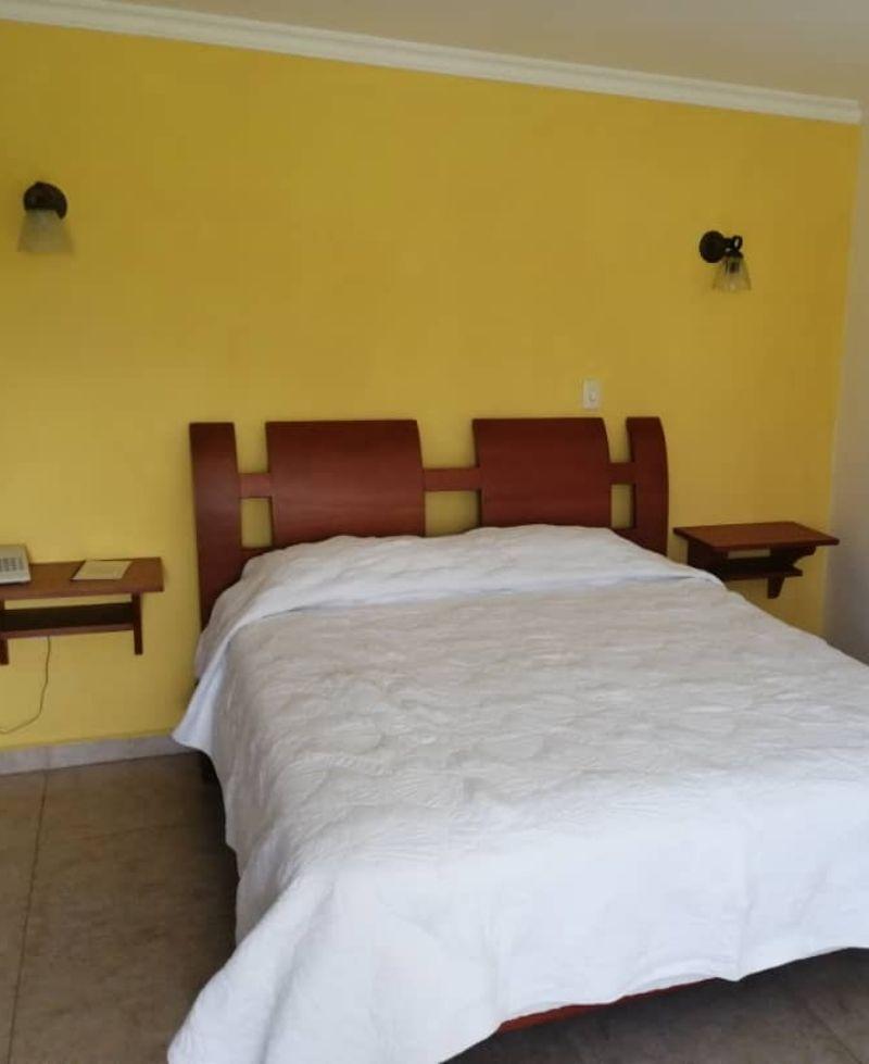 confortable habitacion matrimonial andy disponible en tachira