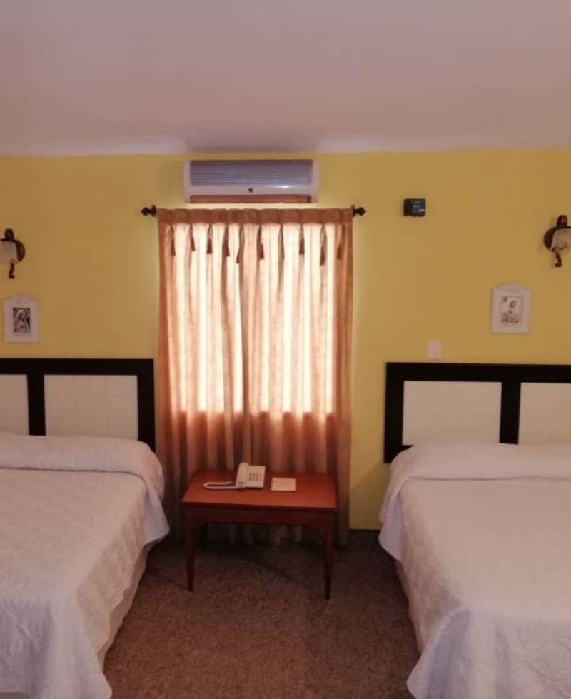 habitación familiar fátima disponible en posada en san cristóbal